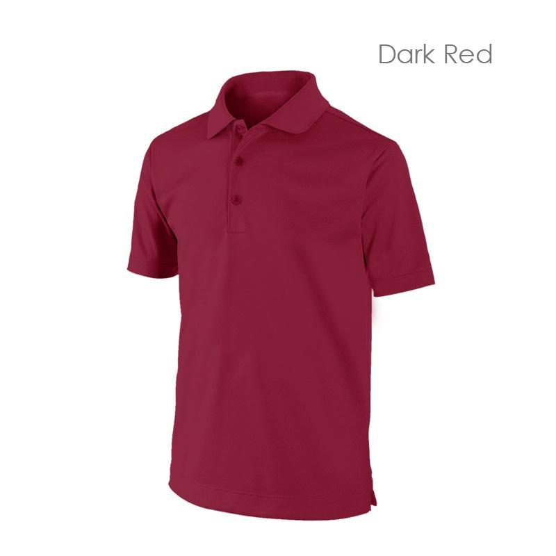 c52767263b0 Dri Fit Interlock Polo   Unisex   Short Sleeves   Polo-Tees   Shirts