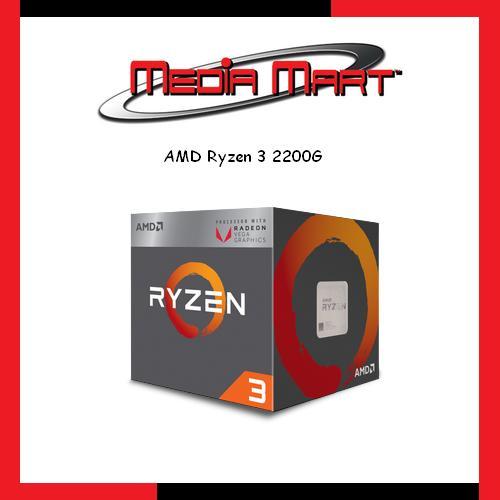 Amd Ryzen 3 2200G Shop