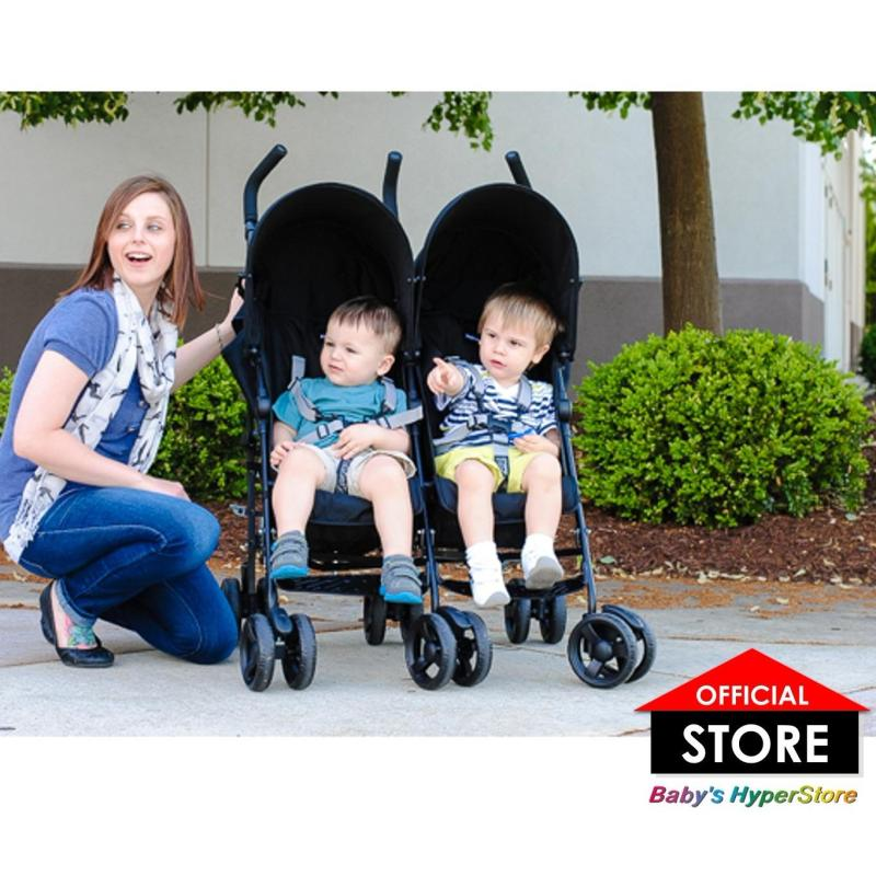Inglesina Twin Swift double stroller MADE IN ITALY Singapore