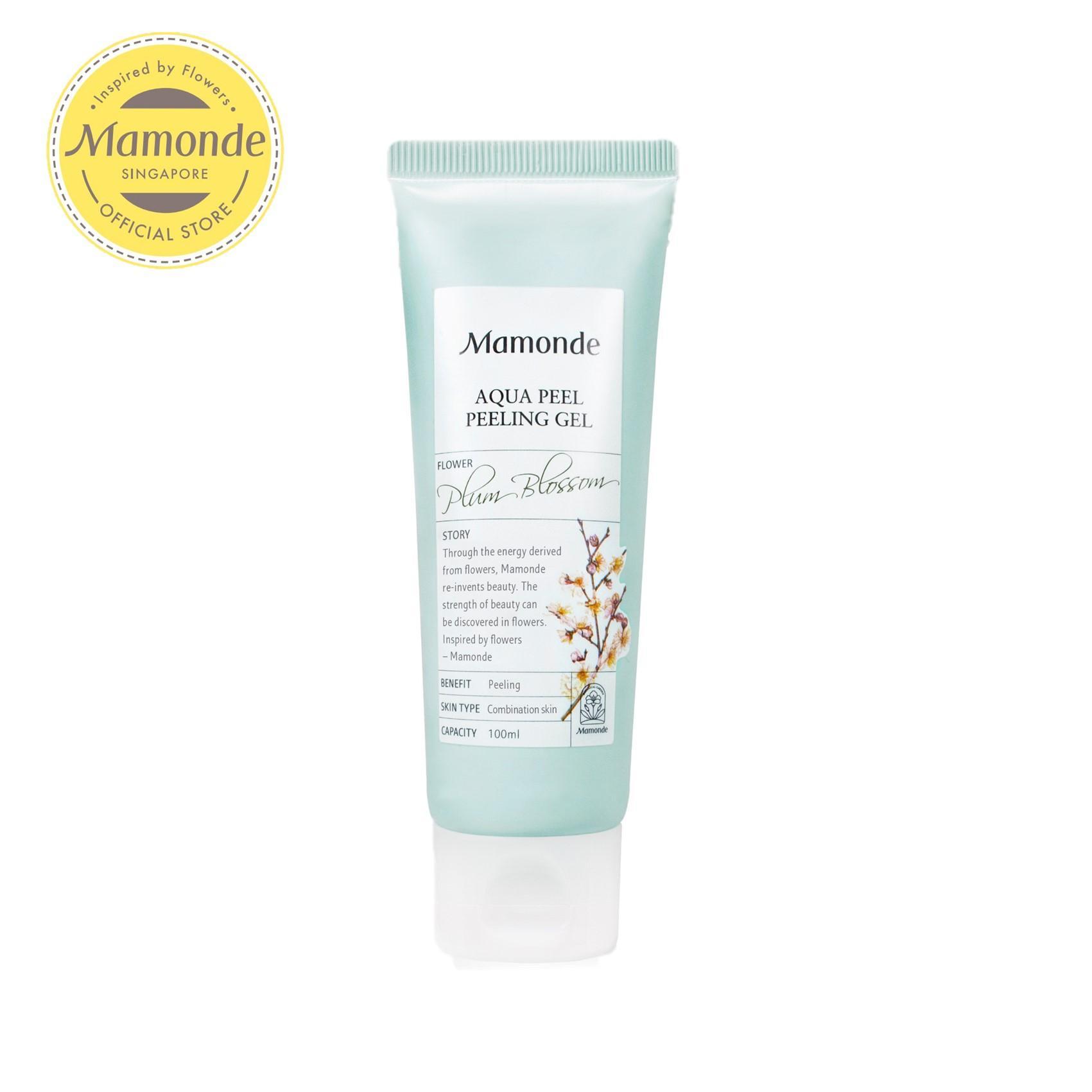 Mamonde Aqua Peel Peeling Gel 100ml By Mamonde (capitaland Merchant).