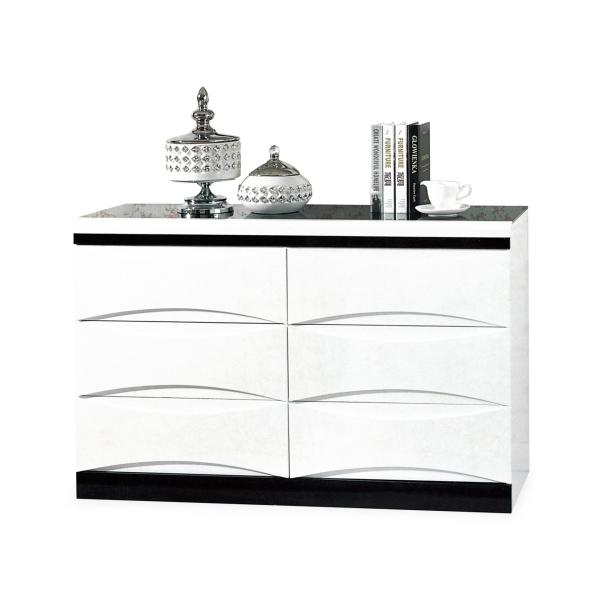 Catalina Buffet Hutch (FREE DELIVERY)(FREE ASSEMBLY)