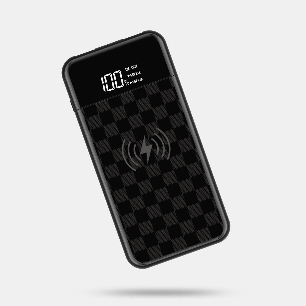 2c4e4e88193 Devia Wireless Power Bank (8