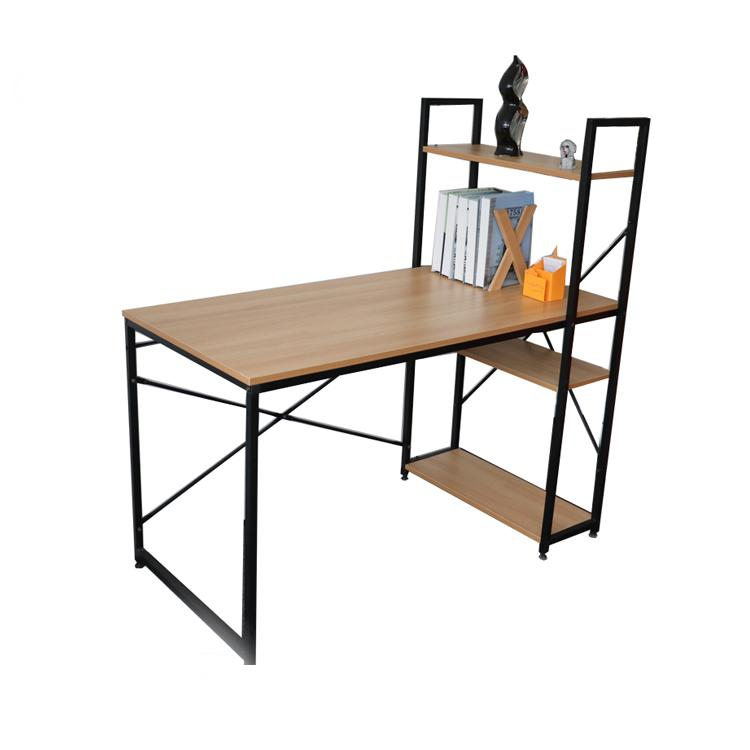 JIJI (Free Installation)(H-Rack Desktop Table With Keyboard Rack)Table Size 120x60cm  Study Table - Office Table/ Desktop Table/ Computer Table/ Laptop Table/Desk/Study Desk /Home Table