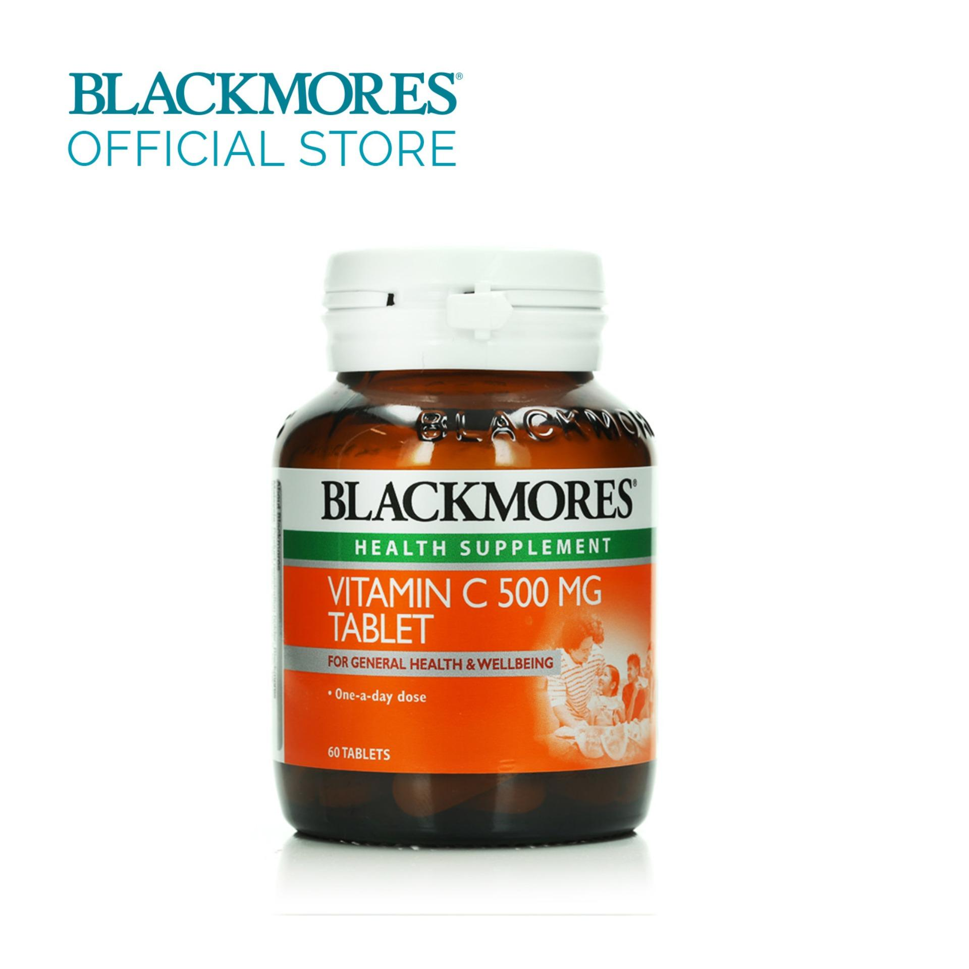 Blackmores Vitamin C 500 60tabs By Blackmores Official Store.