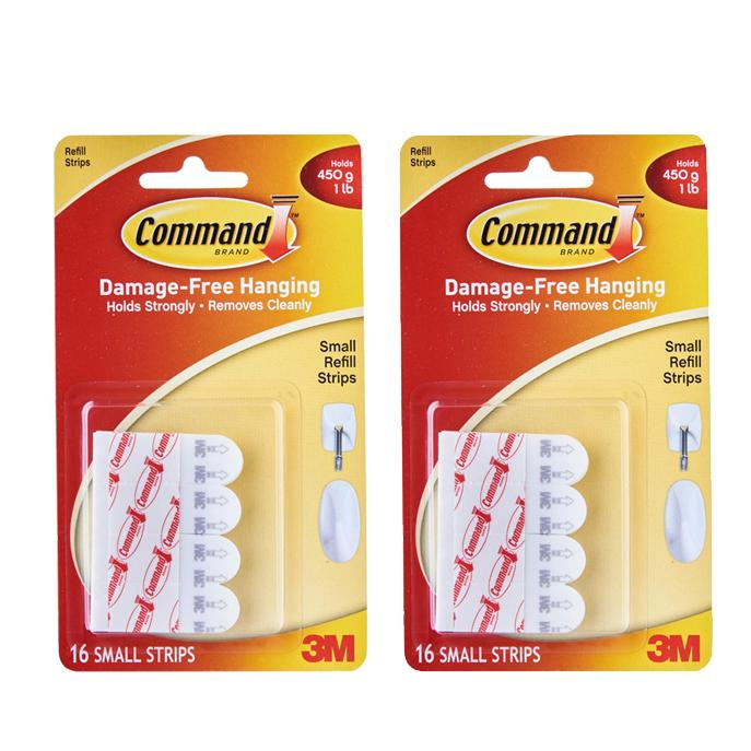 How To Buy Bundle Of 2 3M Command Refill Strips Small Refill Strips