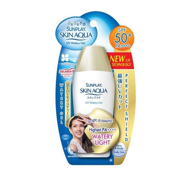 Buy Sunplay Skin Aqua Uv Watery Gel Spf50+ 80G Singapore