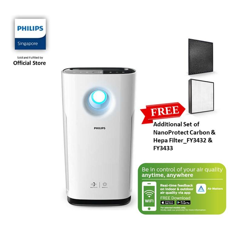 Latest Philips Air Purifiers Products | Enjoy Huge Discounts | Lazada SG