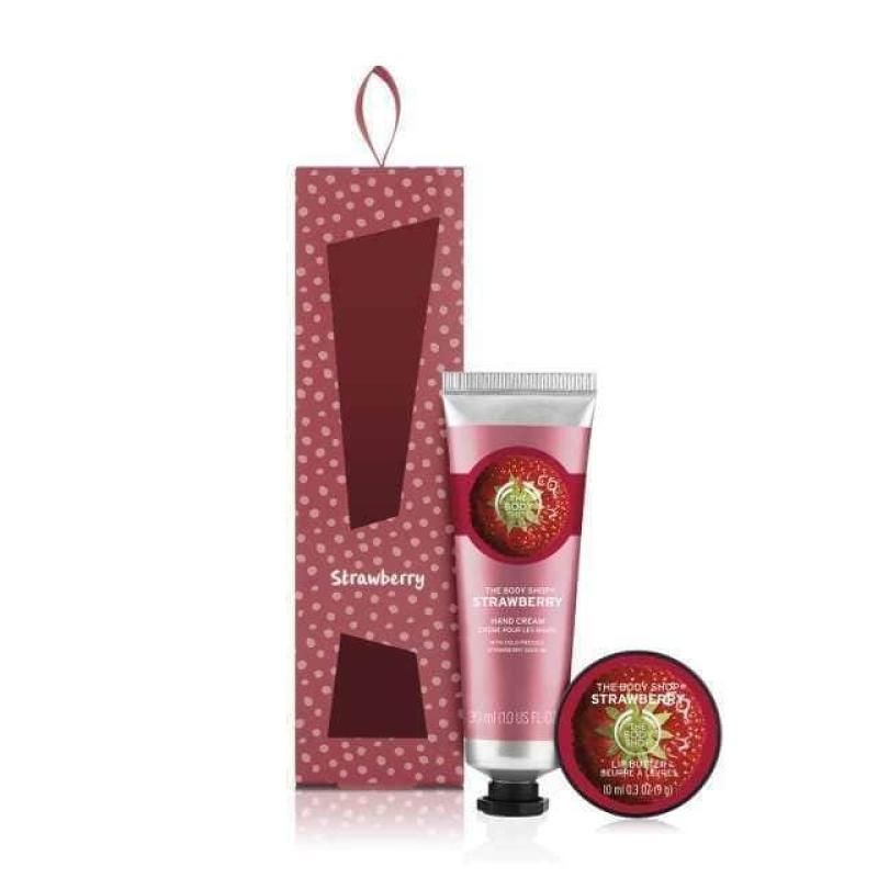 Buy The Body Shop Strawberry Soft Hands, Warm Kisses Singapore