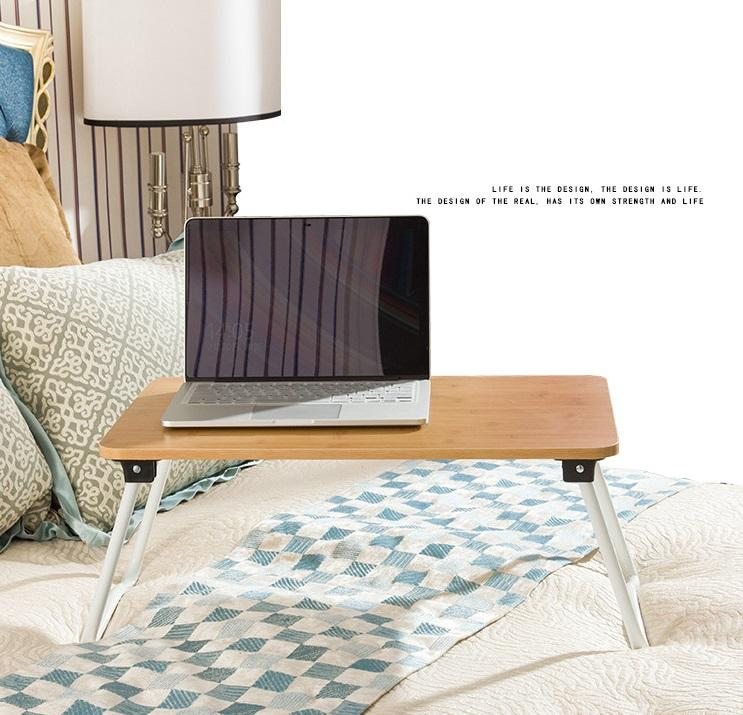 Laptop Table Mini Table Bed Rest Coffee Table Bedroom Furniture Portable Table Fold Able Desk Ideal Living Furniture By The2ndplatform.