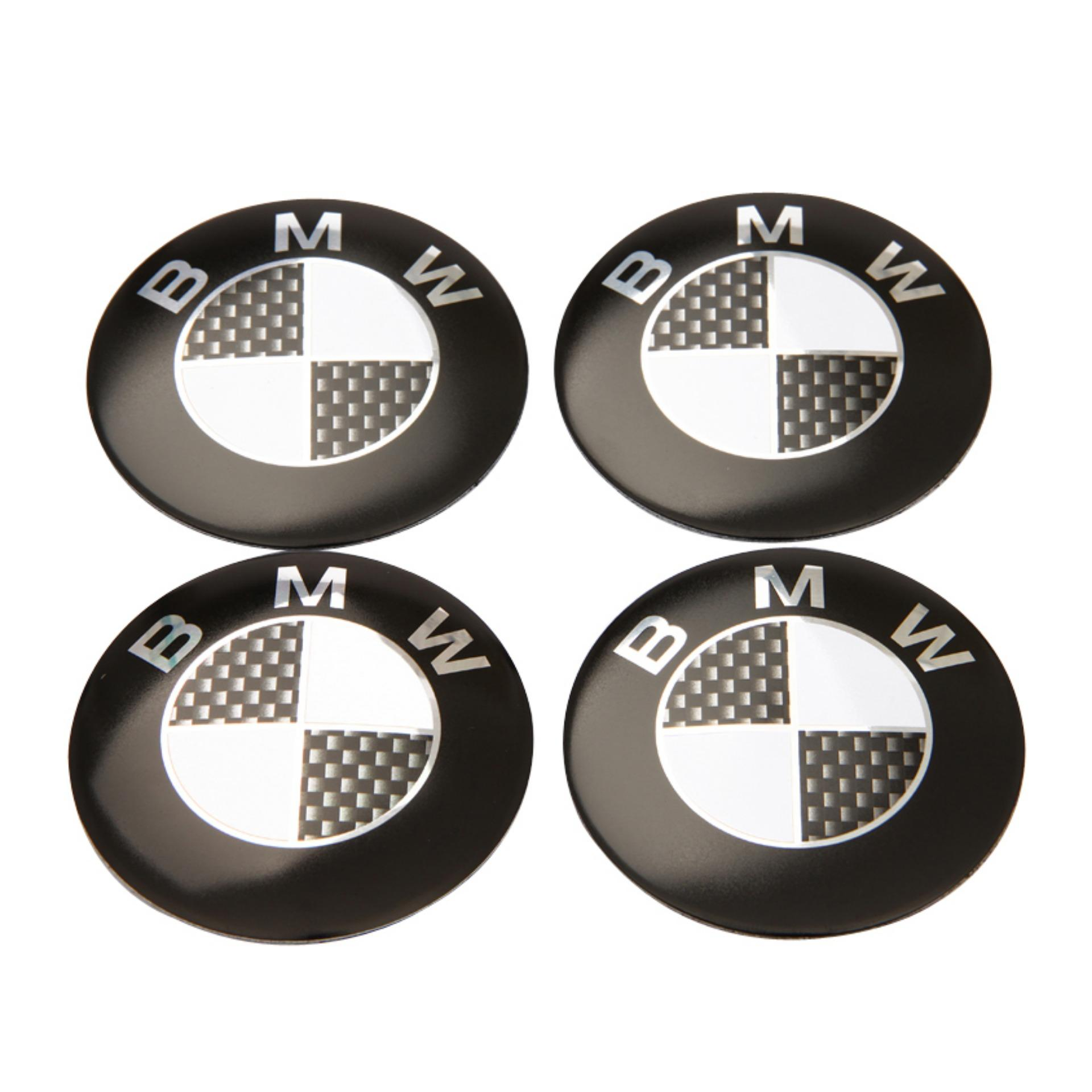 Sale 4Pcs 56 5Mm Car Emblem Wheel Center Hub Caps Badge Covers Sticker For Bmw Logo E46 E39 E90 E60 F10 F30 E36 F20 Intl Oem Branded