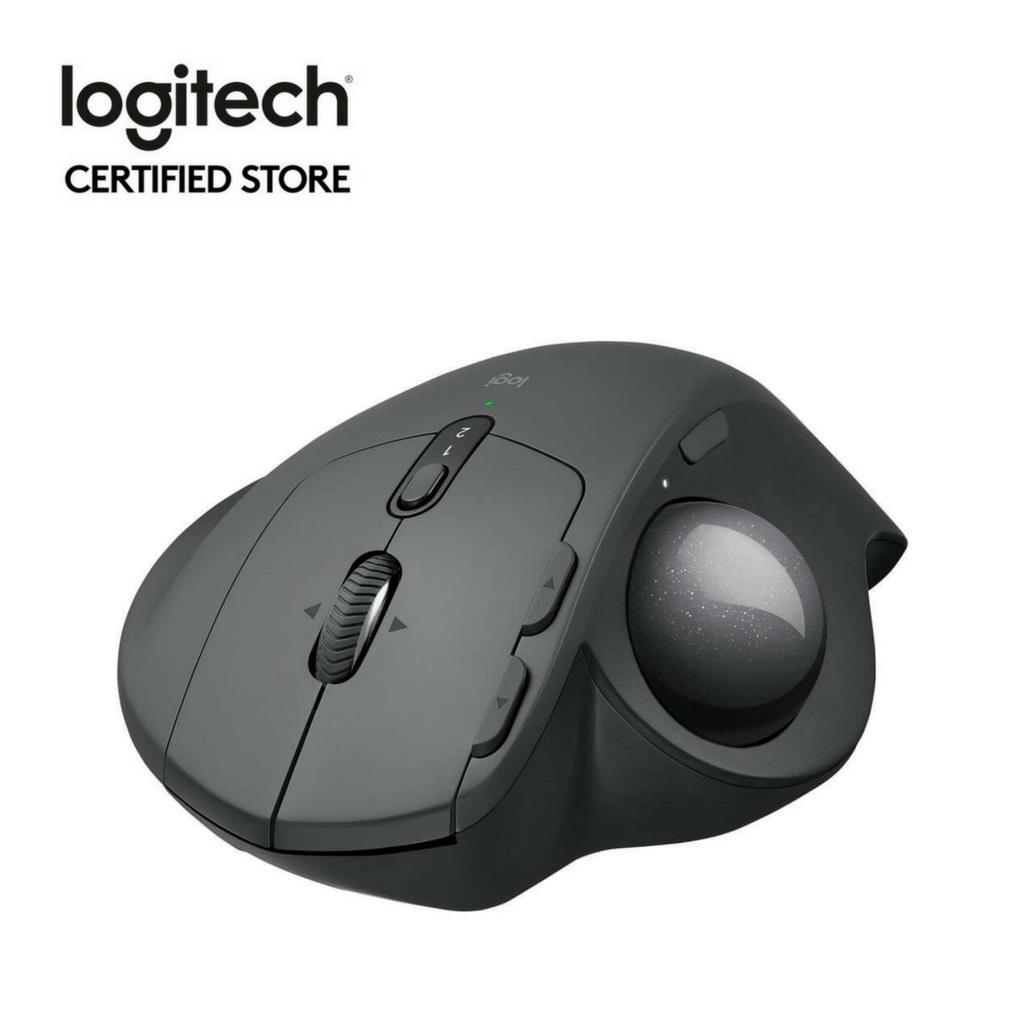 Logitech MX Ergo Advanced Wireless Trackball with Logitech FLOW Technology  Singapore