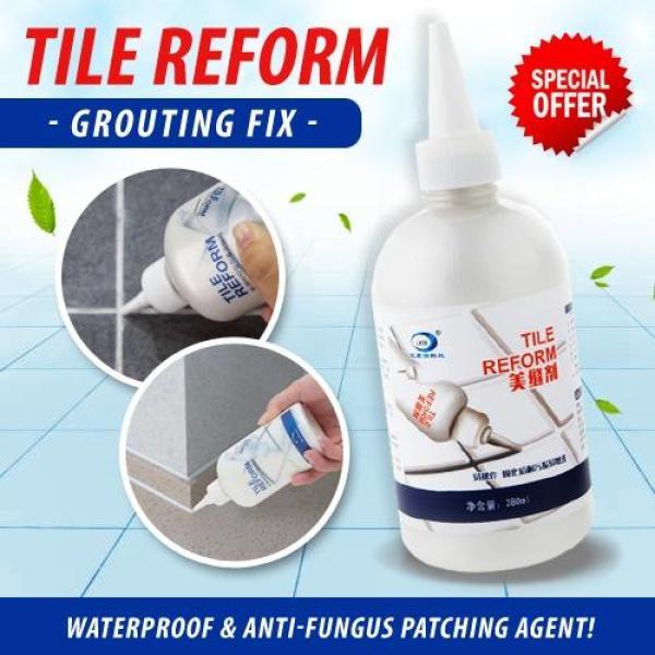 Tile reform grouting fix waterproof anti-fungus floor tiles patching agent