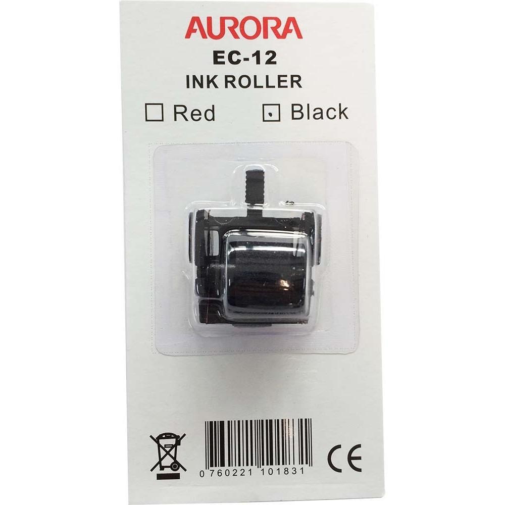 Aurora Ec12-R Ink Roller For Cheque Writer Ec12 Ribbon Ec-12 Ec-12-R By Ccs.