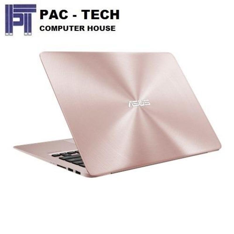 Asus Zenbook UX410UA-GV349T/i5 8250U/Intel UHD/8GB RAM/1TB HDD + 128GB SSD/Rose Gold/1 year international Warranty
