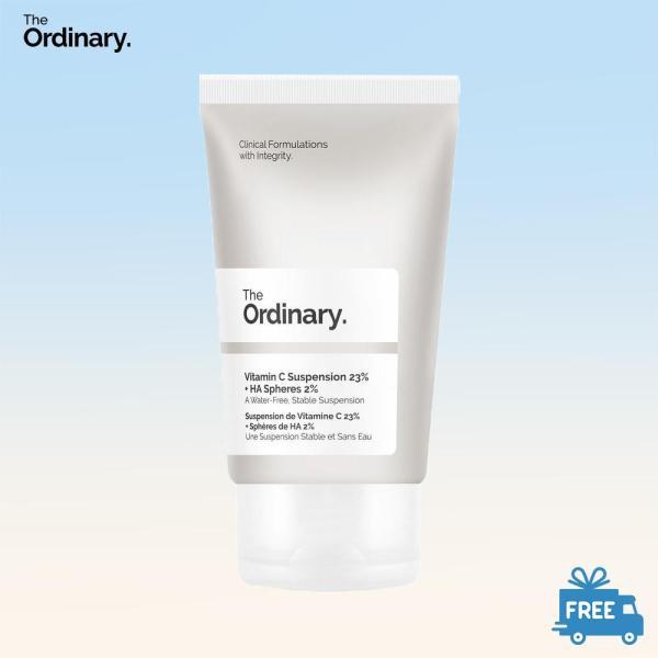 Buy The Ordinary Vitamin C Suspension 23% + HA Spheres 2% , 30ml Singapore