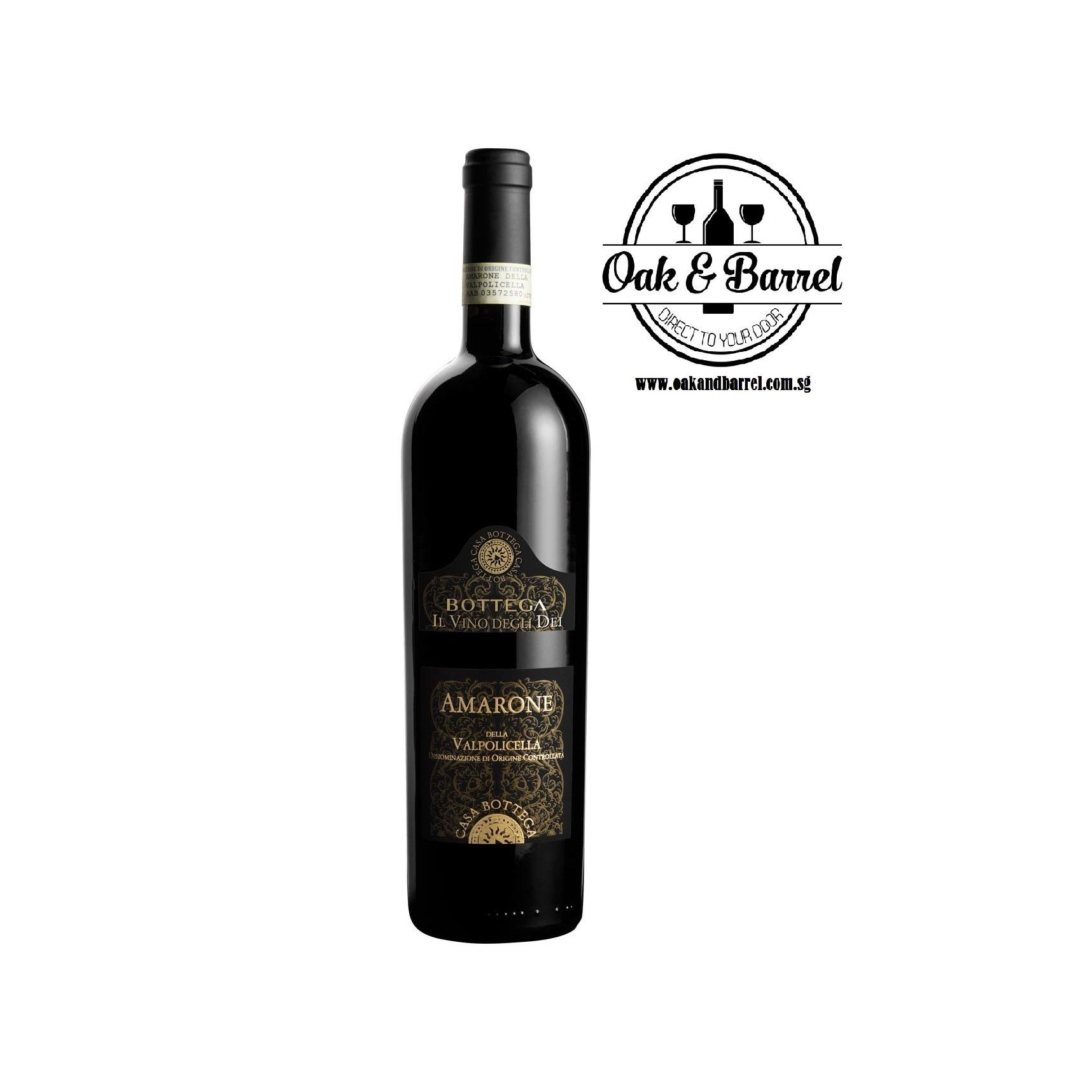 Where To Shop For Bottega Amarone Della Valpolicella Docg 750Ml
