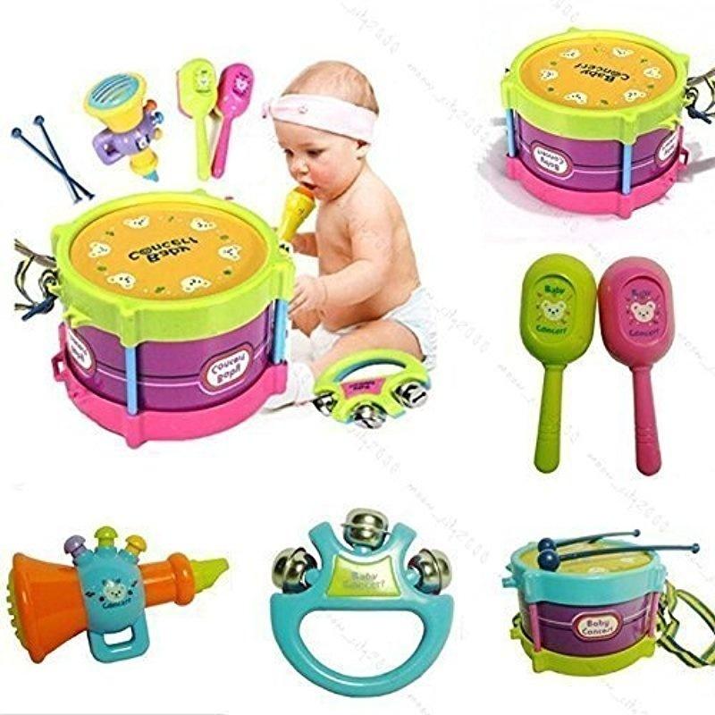 Band Kit Children Toy Baby Gift Set