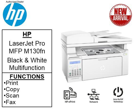 HP LaserJet Pro MFP M130fn Printer m130 130fn Singapore