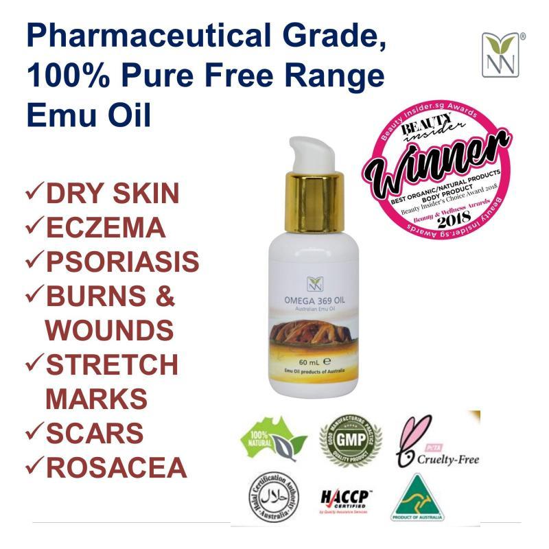 Buy [Best Organic Skincare Serum] YNN Australian 100% Pure Emu Oil 60ml Singapore