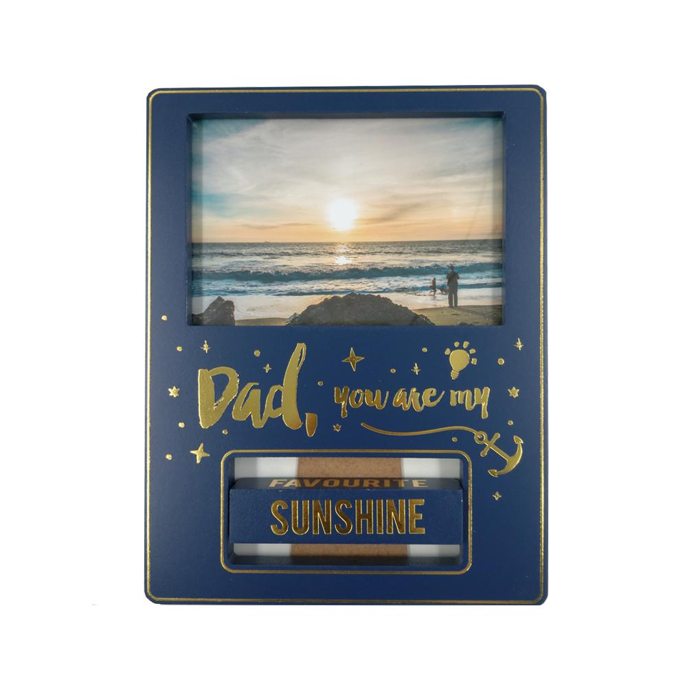 Whatever Your Mood Collection - Photo Frame Dark Blue