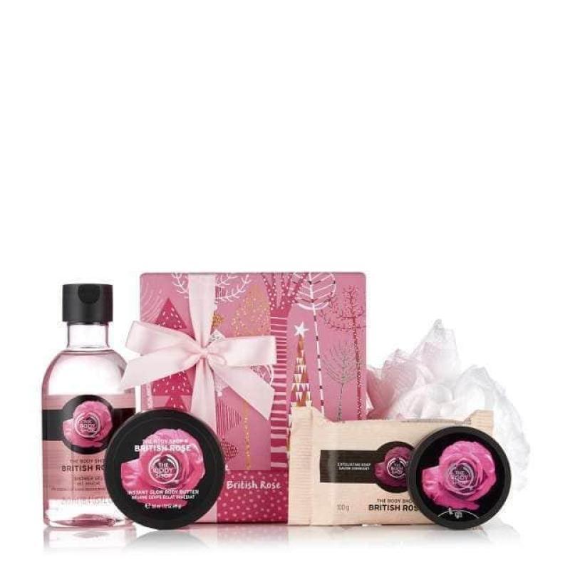 Buy The Body Shop British Rose Festive Picks Singapore
