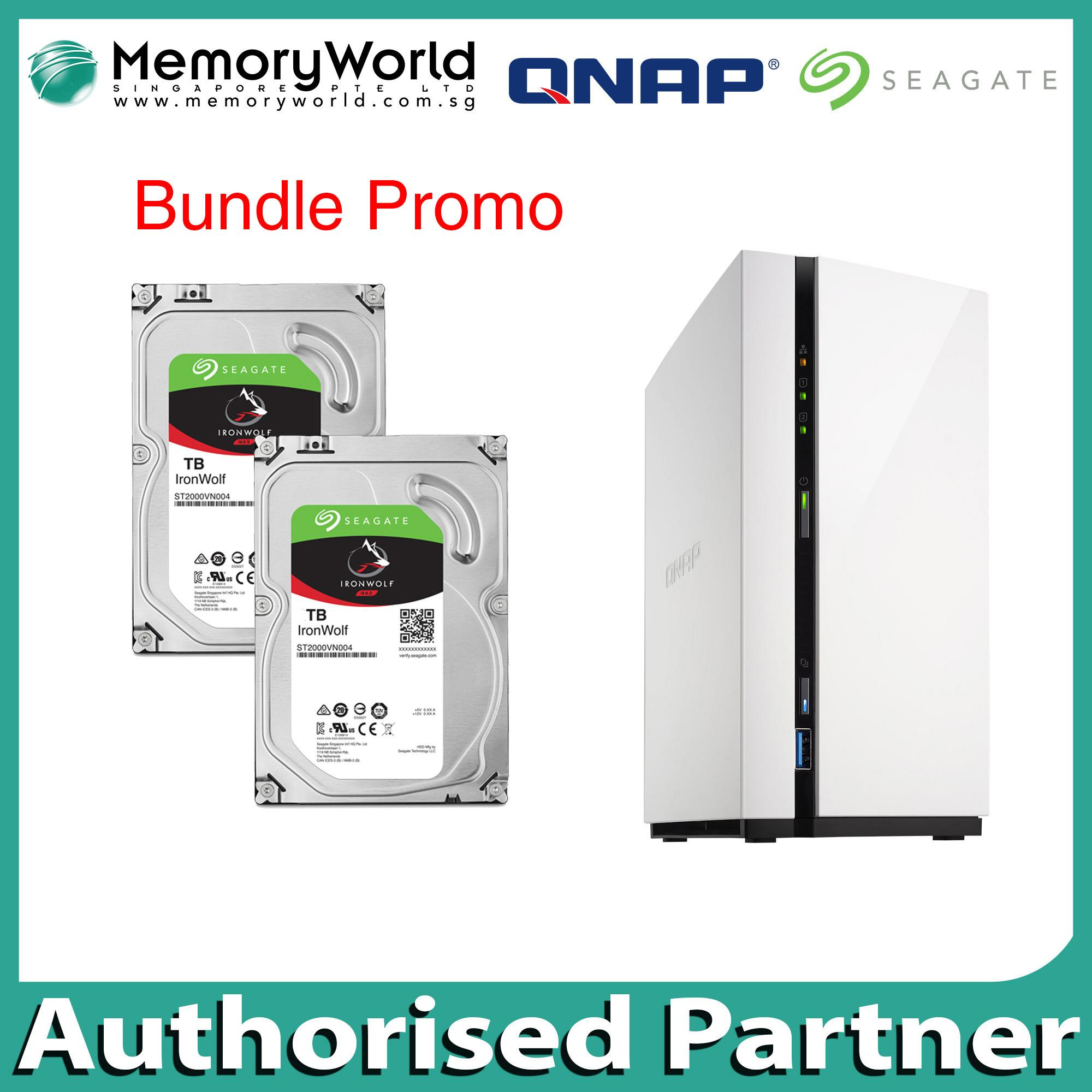 Gpl Qnap Ts 231p Us Personal Cloud Nas With Dlna Mobile Apps And 228 2 Bay Server External Storage Bundle 228a X Seagate Ironwolf 4tb Singapore