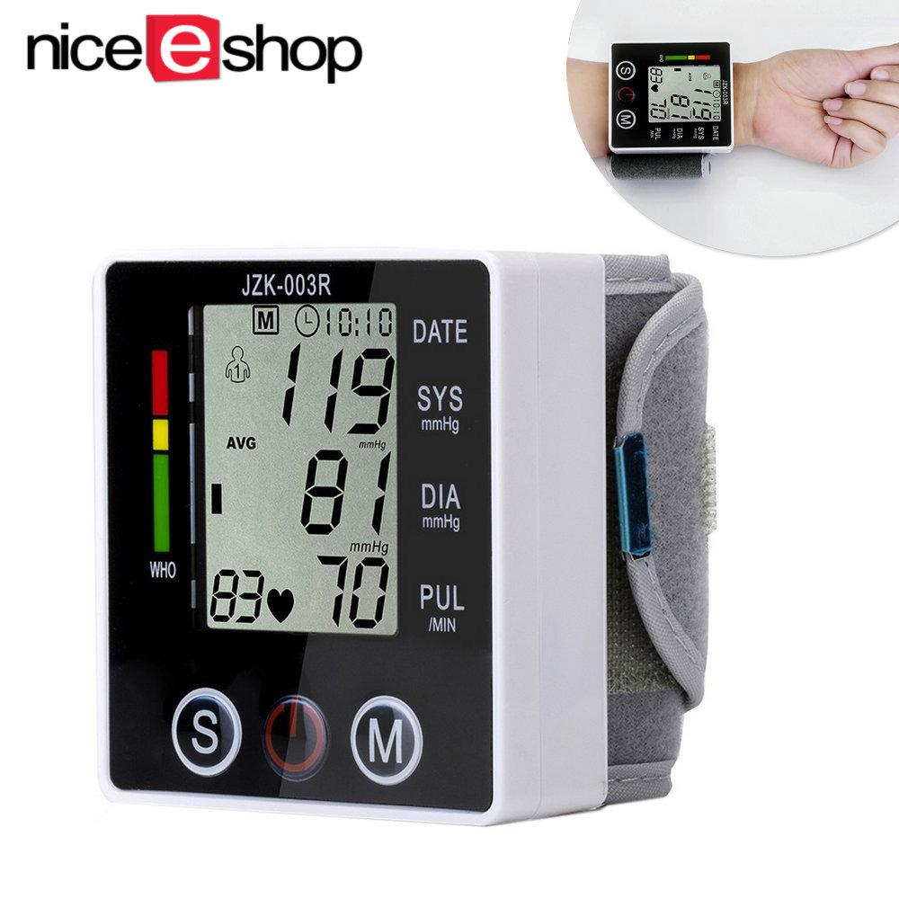 Who Sells The Cheapest Niceeshop Digital Wrist Blood Pressure Monitor Household Health Care Meter Electronic Blood Pressure Monitor Intl Online