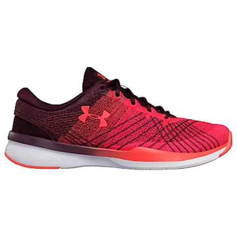 Under Armour Threadborne Push- Woman Training Shoes (raisin Red) 1296206-500 By Sports-Zone.