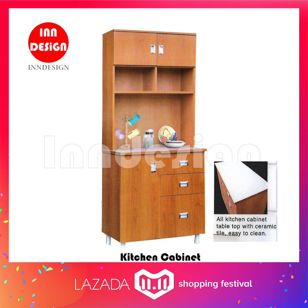 Natel Kitchen Cabinet