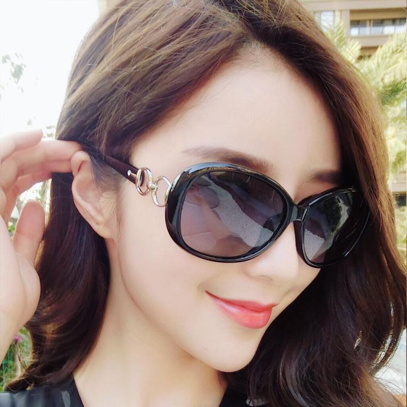 Sunglasses Female Fashion Star Style Sun Glasses Female Elegant New Style Uv Harajuku Wind Round Face Cool 2018 Glasses By Taobao Collection.
