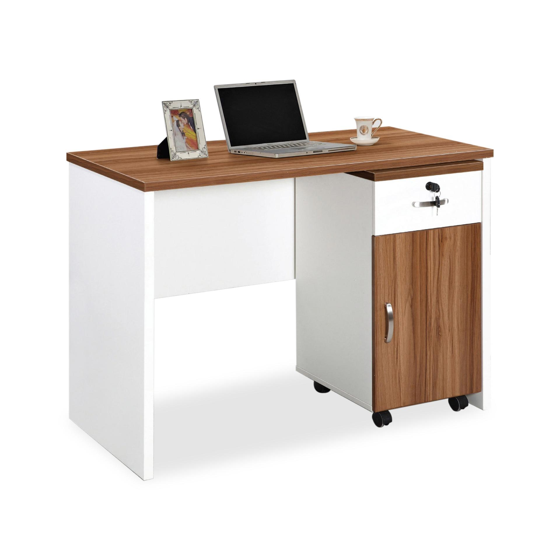 Nella Writing Table - 1.0m (FREE DELIVERY)(FREE ASSEMBLY)