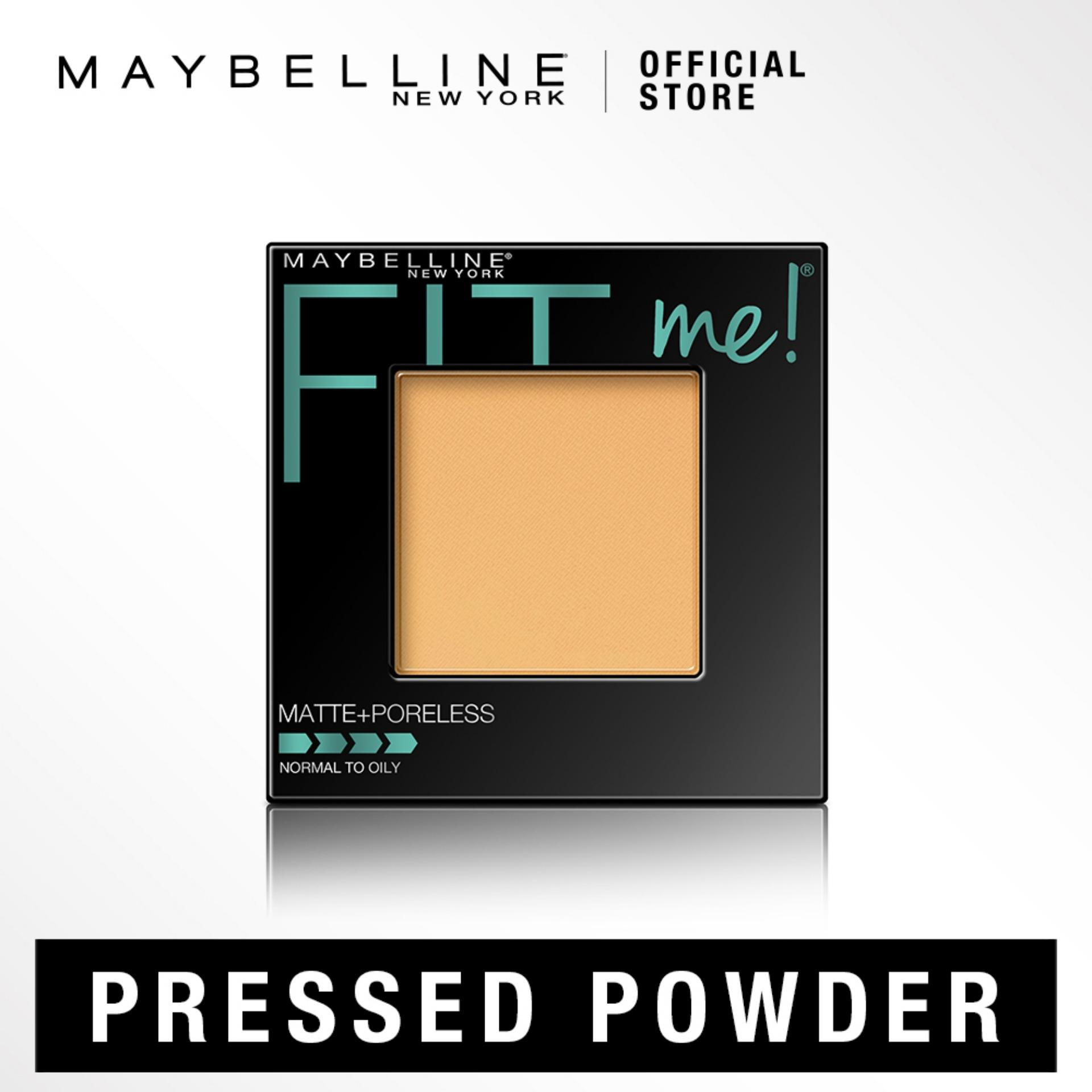 Maybelline Fit Me Matte+poreless Powder Foundation By Maybelline.