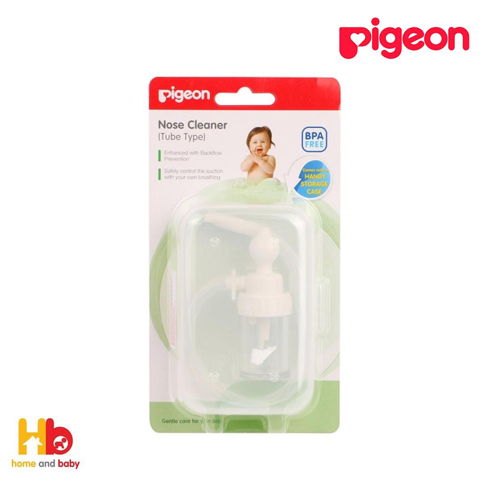 Pigeon Nose Cleaner (tube Type) By Home And Baby.