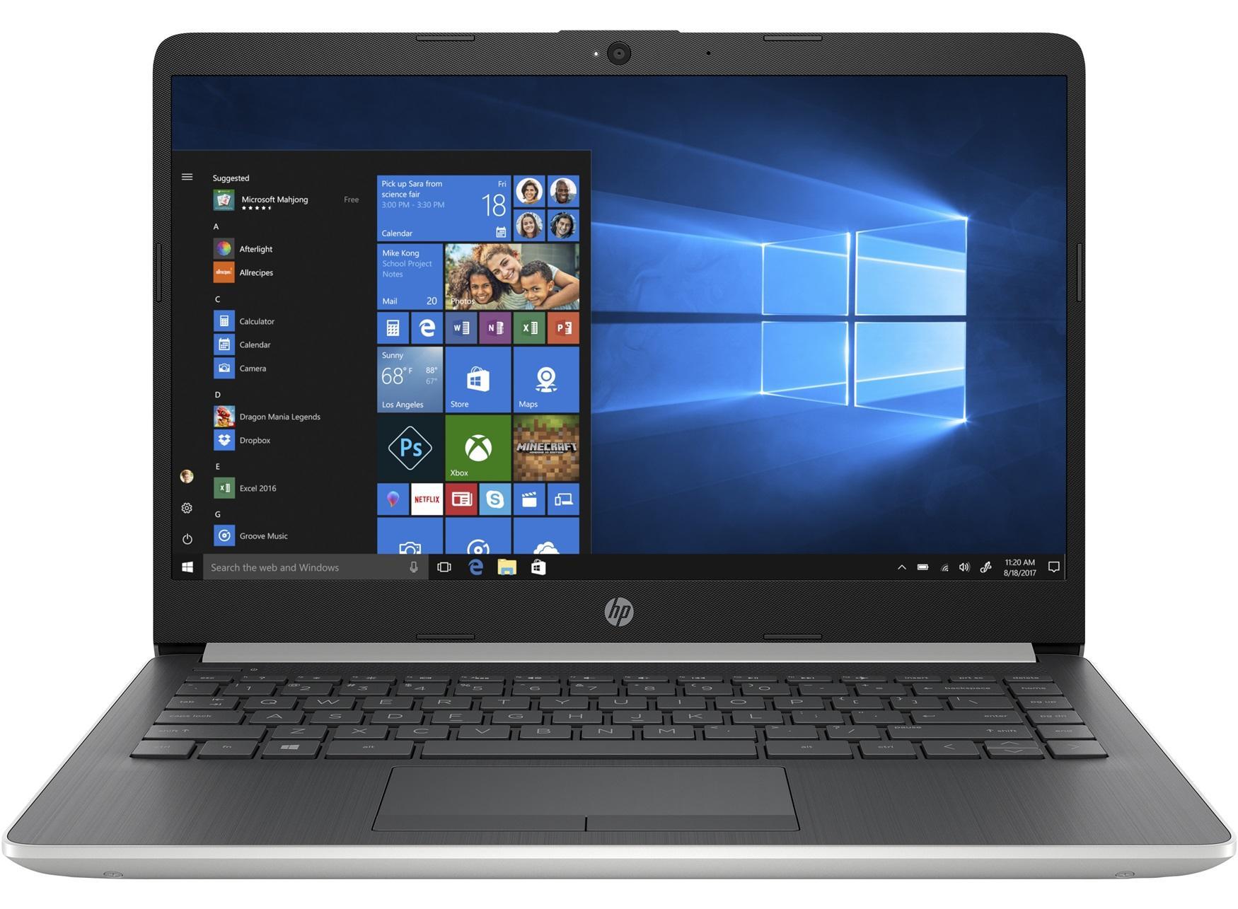 HP 14S-CF0035TX (8th Gen Intel i5-8250U Processor, 8GB RAM, AMD Radeon 530  2GB GDDR5, 1TB HDD)