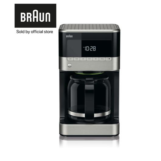 Braun Kf7120 Drip Filter Coffee Maker Black Best Buy