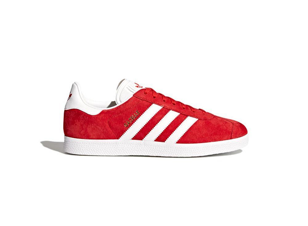 Adidas S76228 Gazelle (Red)