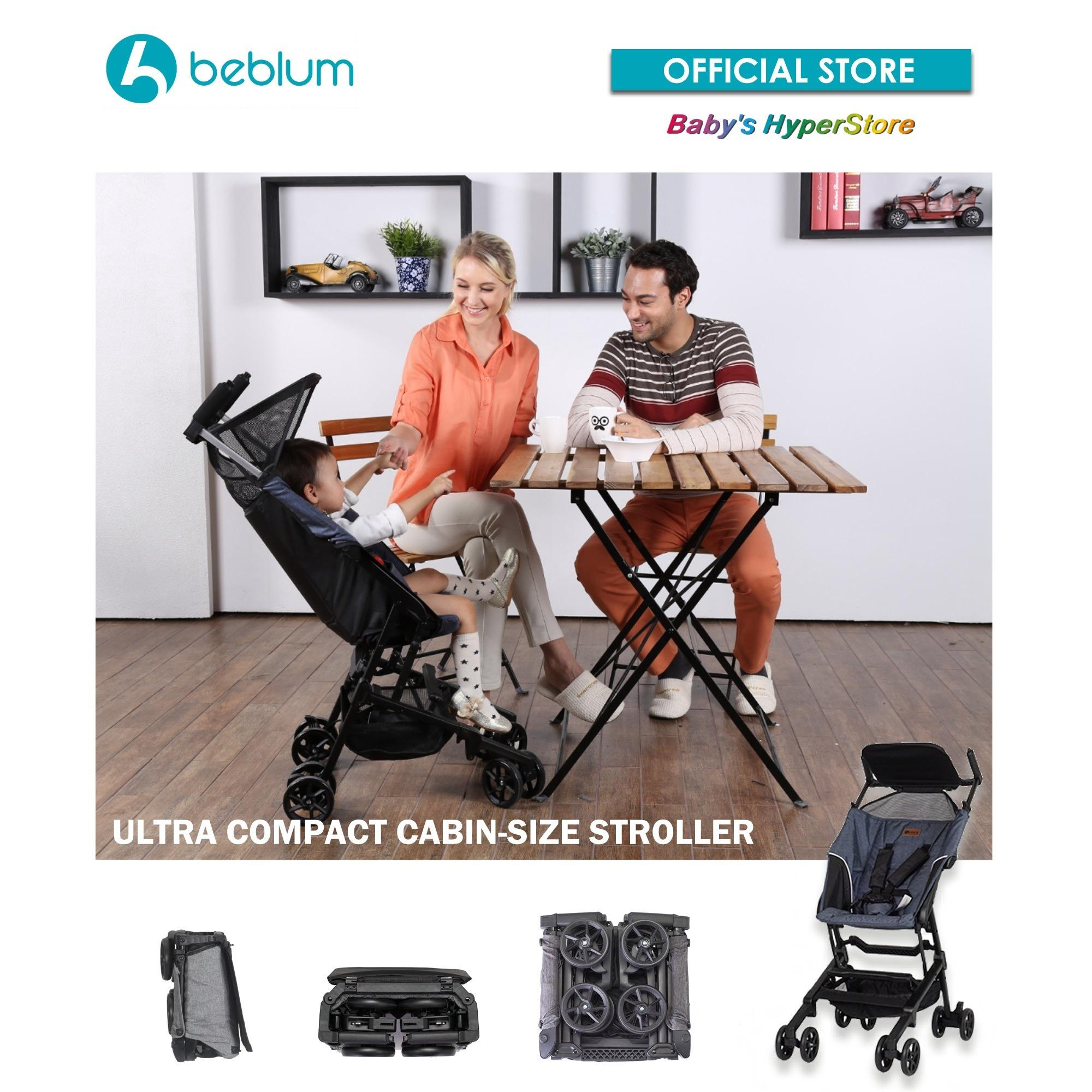 Cheapest Beblum Micro Stroller Grey