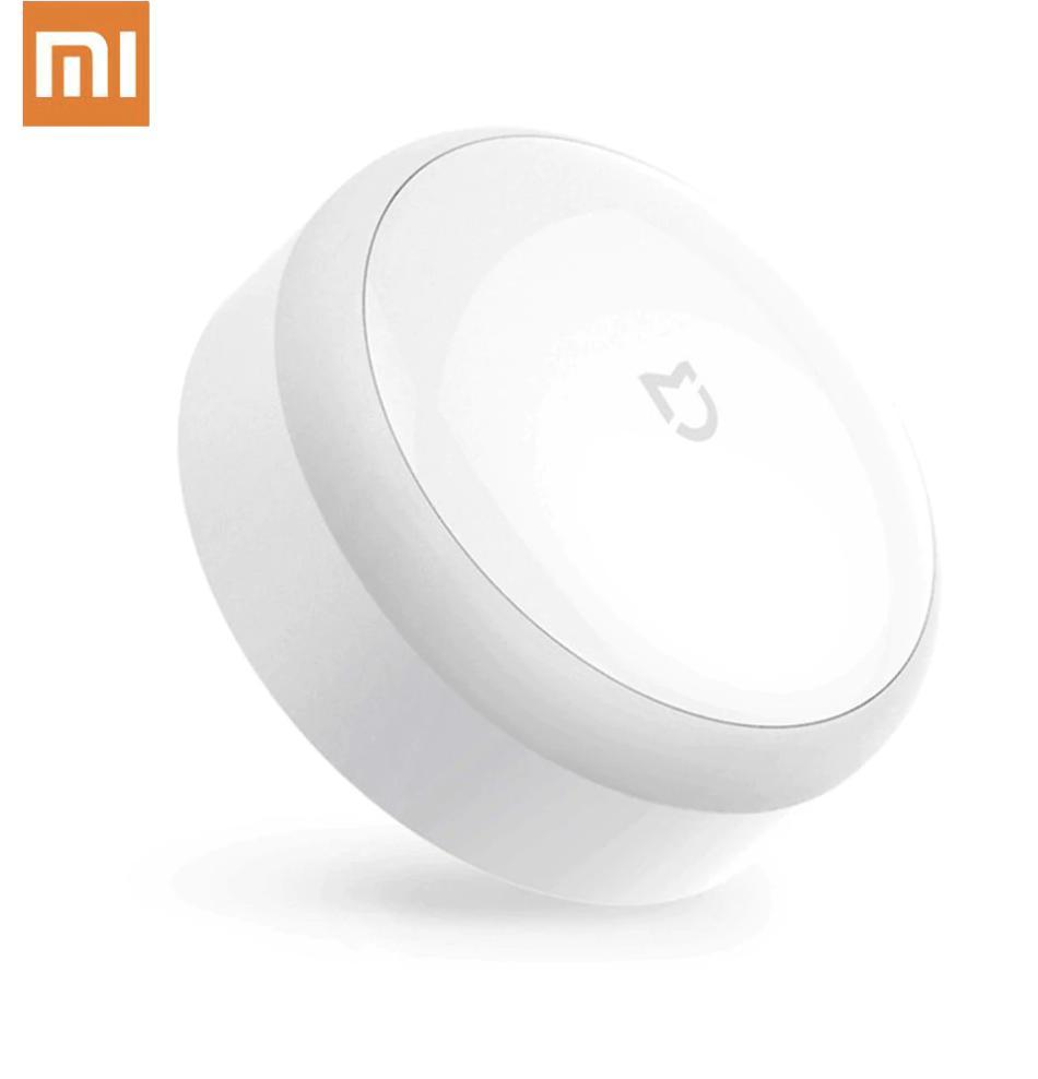 Xiaomi Mijia Smart Body Infrared Night Light Perception LED Remote Control Corridor Motion Sensor Night Lamp Portable Lighting Singapore