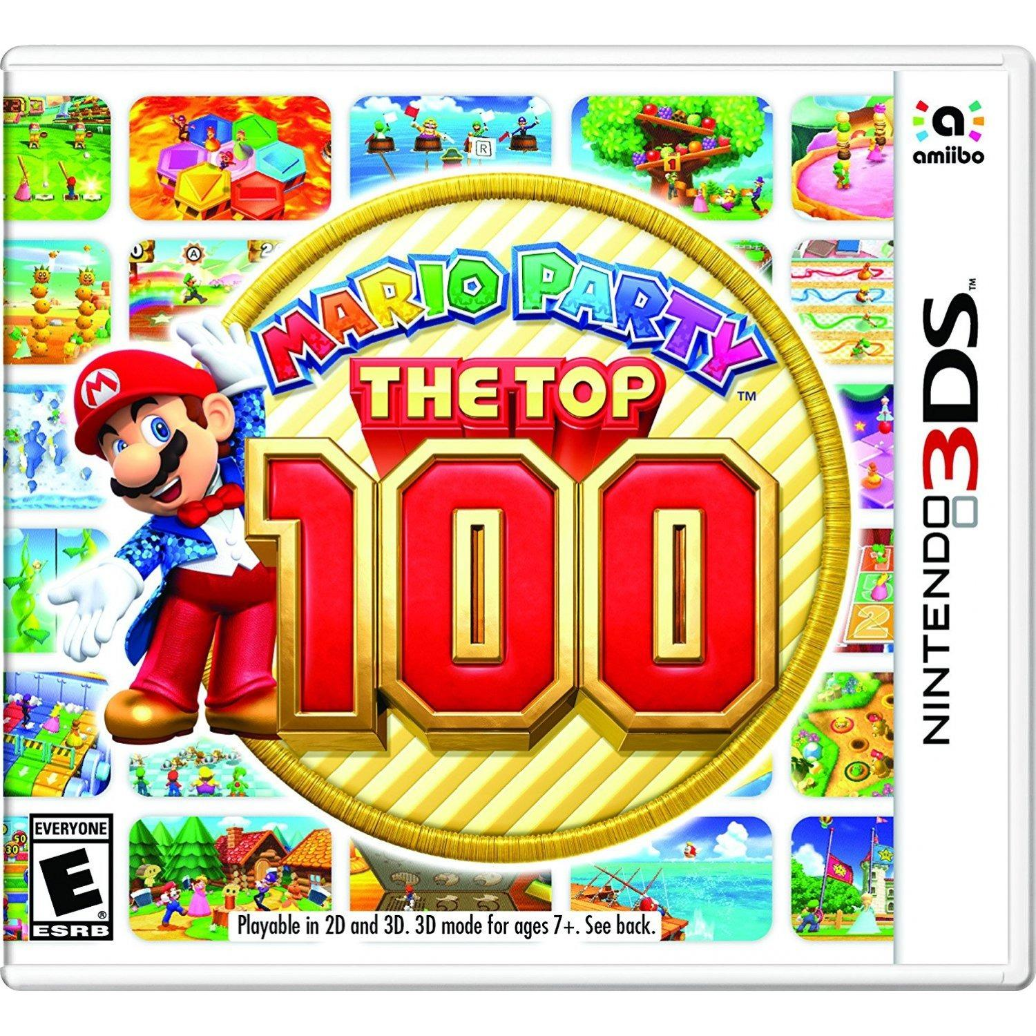 Price Compare 3Ds Mario Party The Top 100