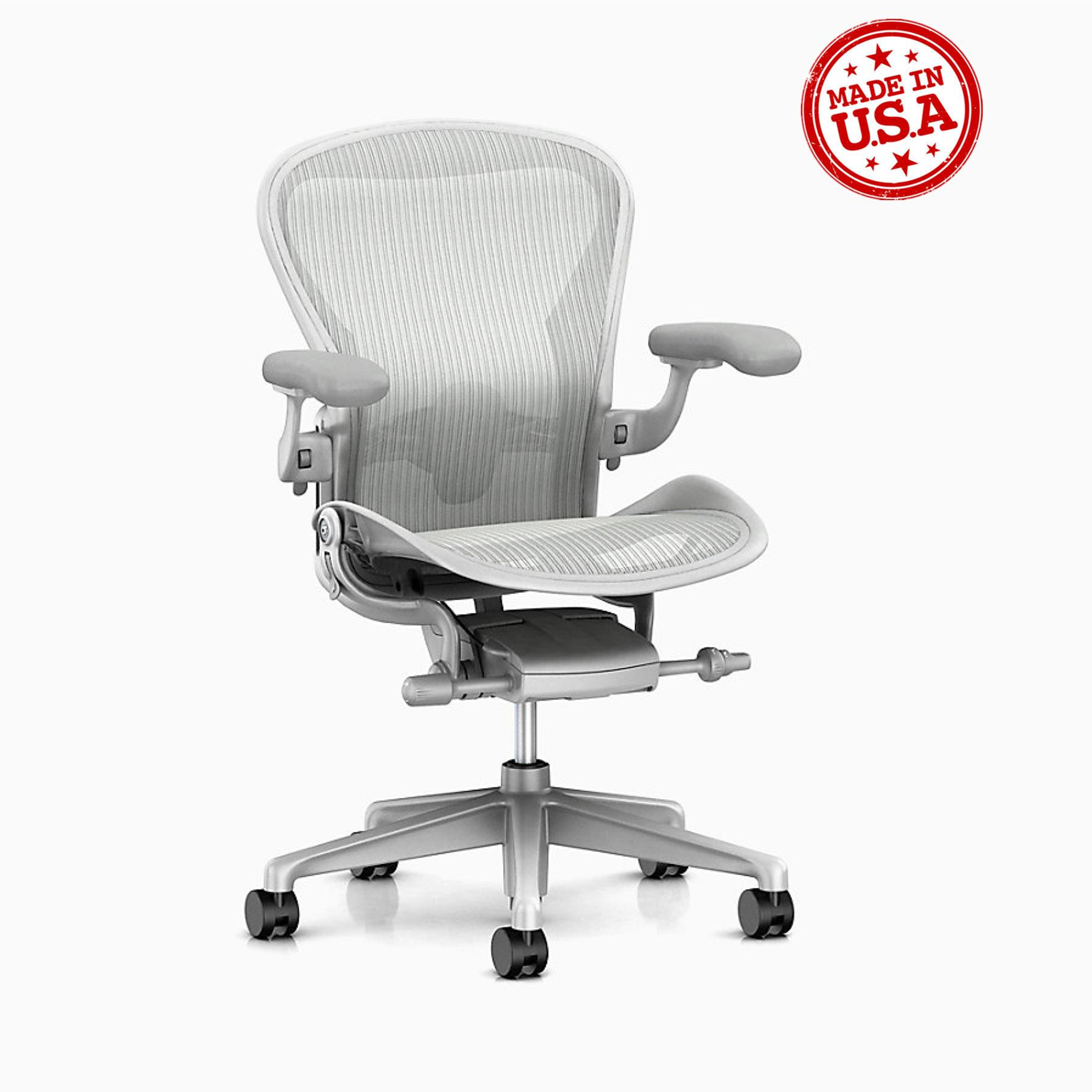Herman Miller Aeron Remastered Lumbar Support