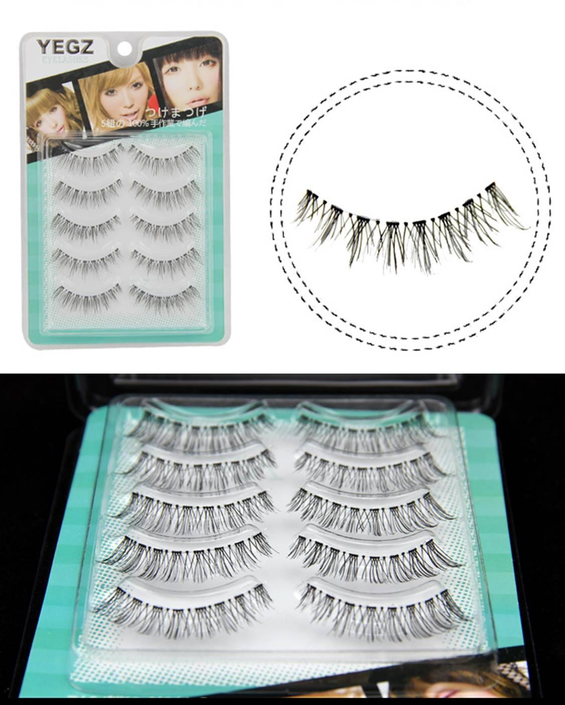 Luxury Eyelashes L03(g5-5) By Jolly Sg.