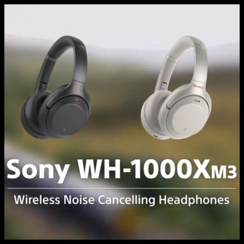 (PRE ORDER ONLY - 26 NOV RELEASE) SONY WH-1000XM3 WIRELESS HEADPHONE / WIRELESS EARPHONE WH1000XM3 Singapore