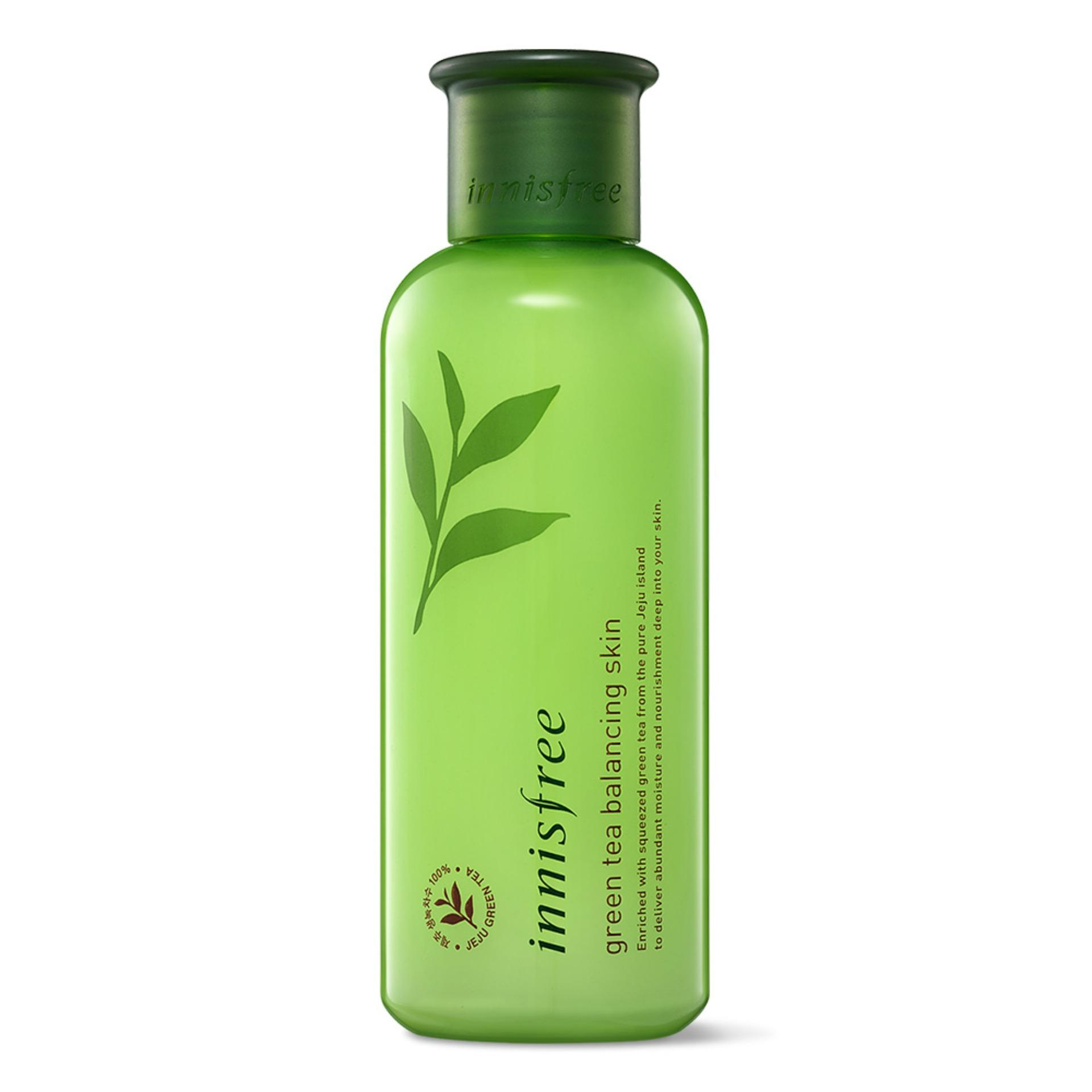 Sale Innisfree Green Tea Balancing Skin 200Ml On Singapore