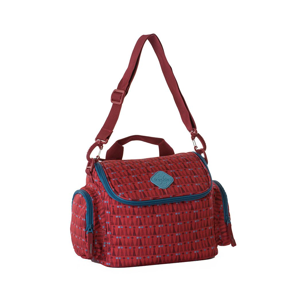 Okiedog Buy At Best Price In Singapore Sumo Dahoma Beige Freckles Cooler Bag Triangle Red