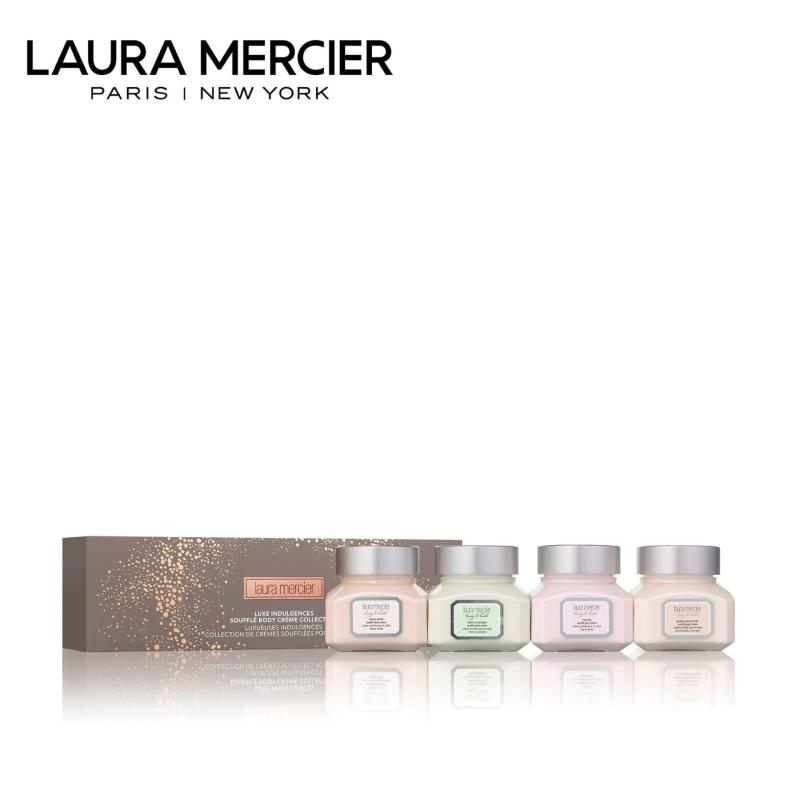 Buy Laura Mercier Luxe Indulgences Soufflé Body Créme Collection Singapore
