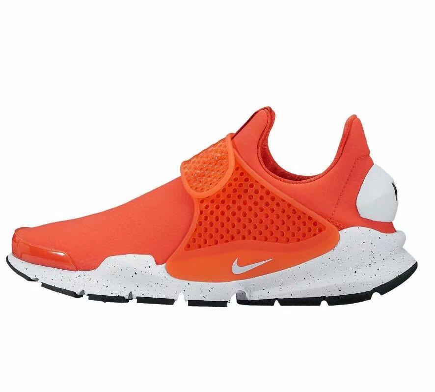 new concept b47be c734c NIKE Women Sock Dart PRM shoe Orange 881186-800RHK