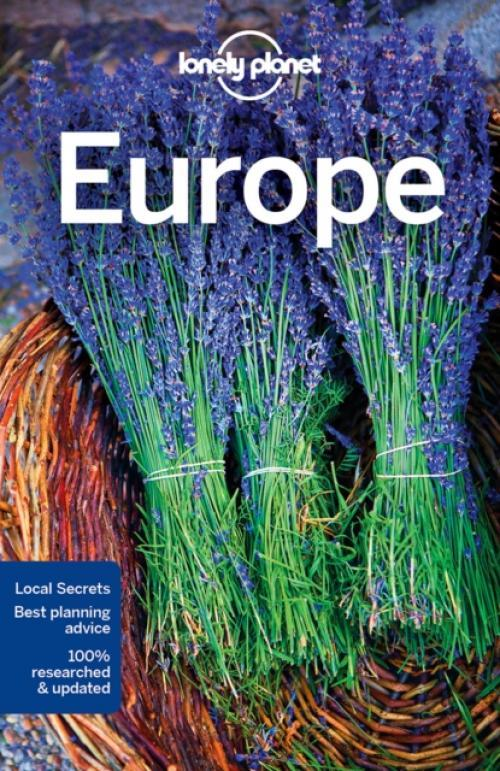 Lonely Planet Europe (Author: Lonely Planet, ISBN: 9781786571465)