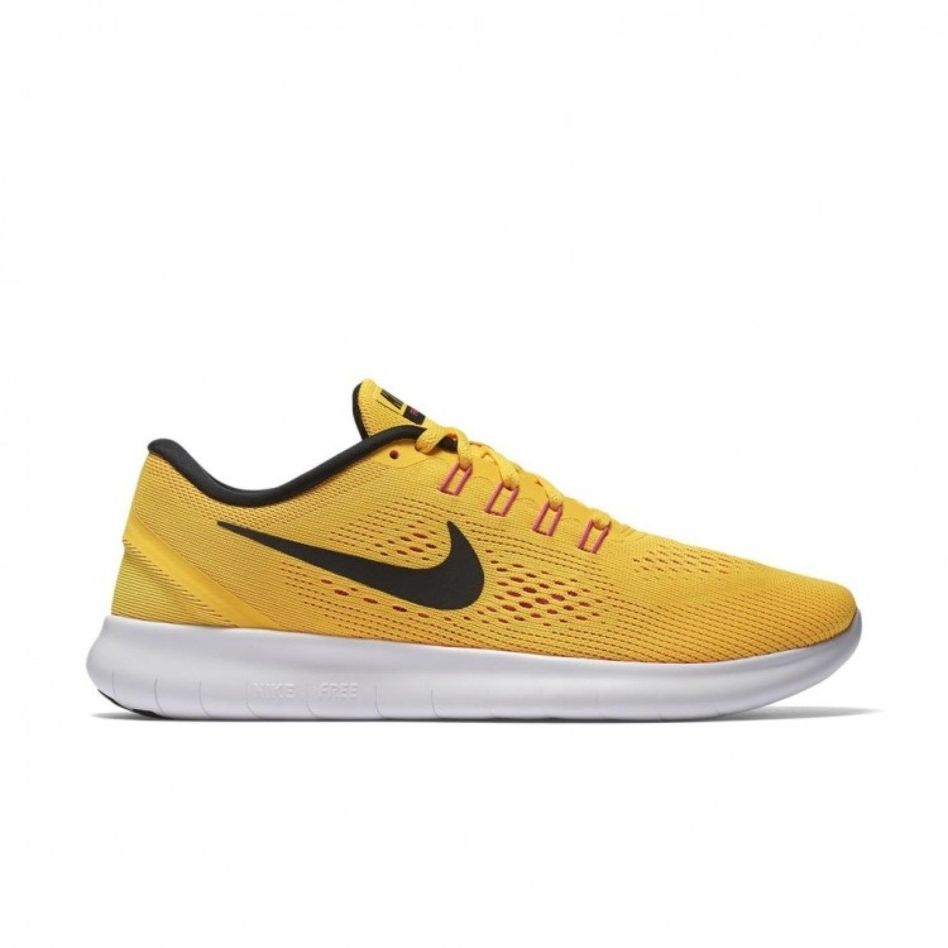 552db13c44fd NIKE FREE RN - Women Shoes (Laser Yellow Orange) 831509-800