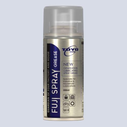 Toyo Fuji Spray Grease By Lubetech.