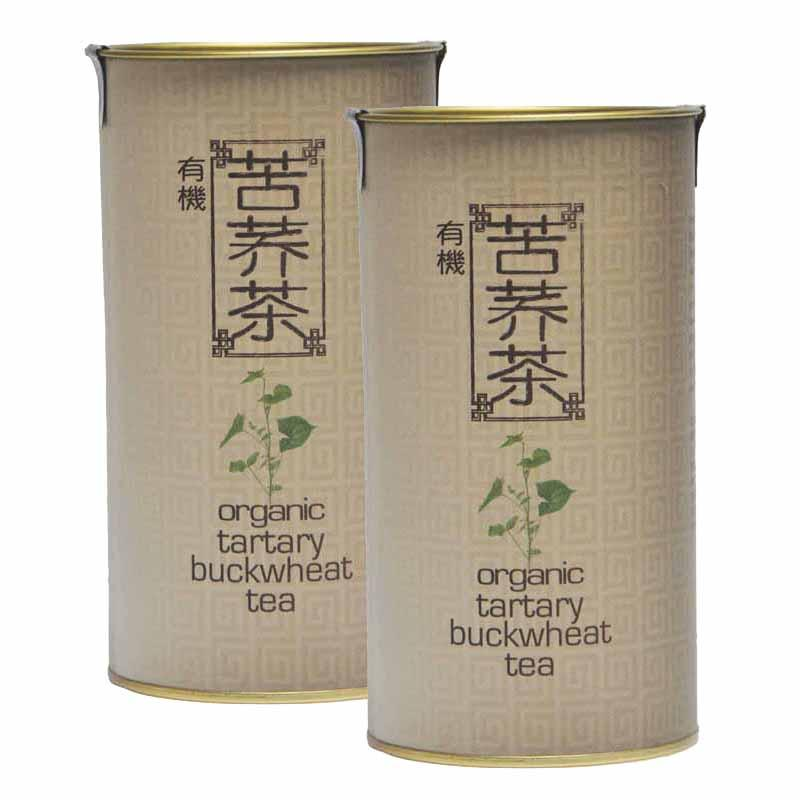 Price Comparisons Of Health Paradise Organic Tartary Buckwheat Tea 200G 2 Tins